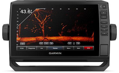 Garmin-Echomap-UHD-92sv-mit-GT54-TM-Geber-Echolotbild