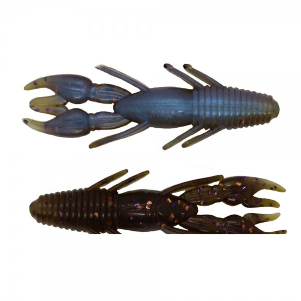 X Zone Lures Punisher Punch Craw 3,5'' | 9 cm