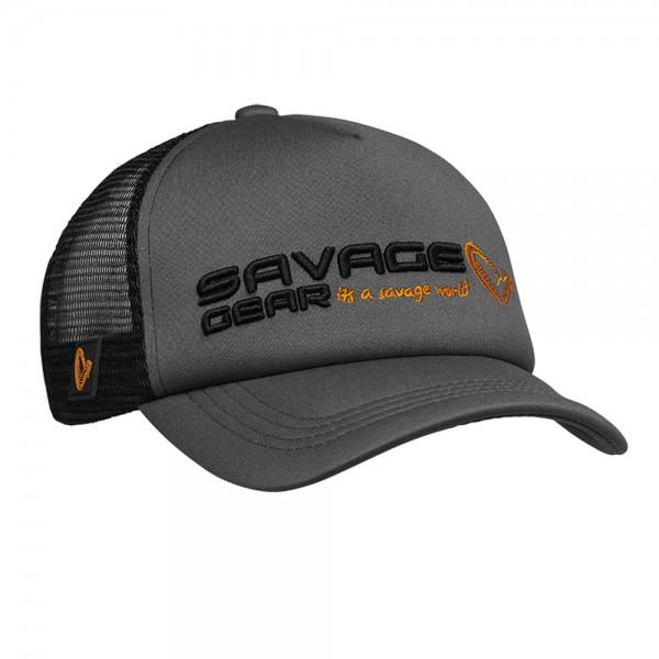 Savage Gear Classic Trucker Cap Sedona Grey