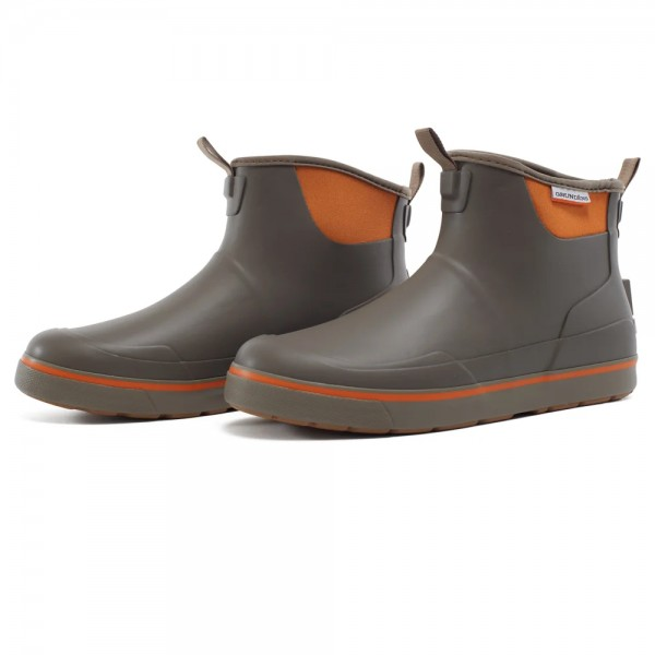 Grundens Deck - Boss Ankle Boots | Brindle