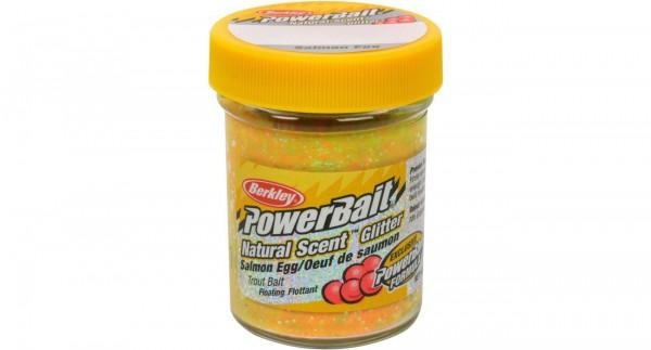 Berkley PowerBait Glitter Trout Bait (50g Forellenteig)