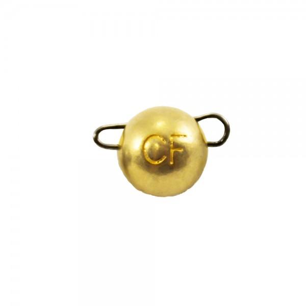 Crazy Fish Tungsten Flex Head (Gold)