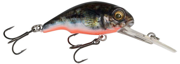 Savage Gear 3D Goby Crank Bait Wobbler floating breite Tauchschaufel