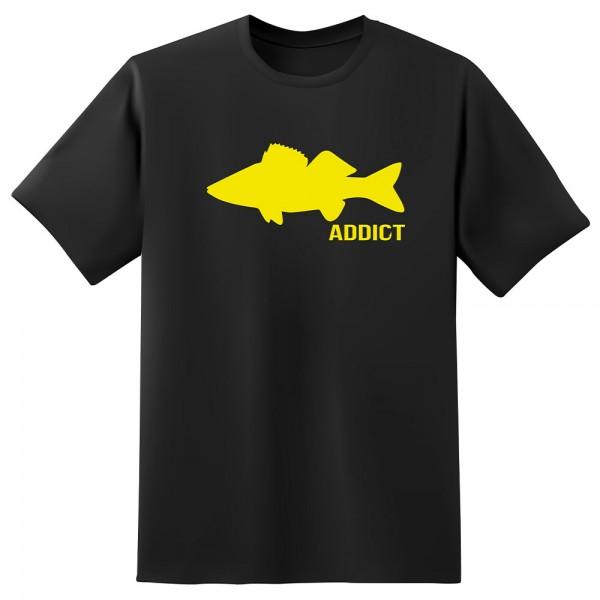 FishXplorer T-Shirt - Addict Zander