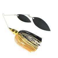 Fox Rage Spinnerbait 14g Black & Gold NSA003