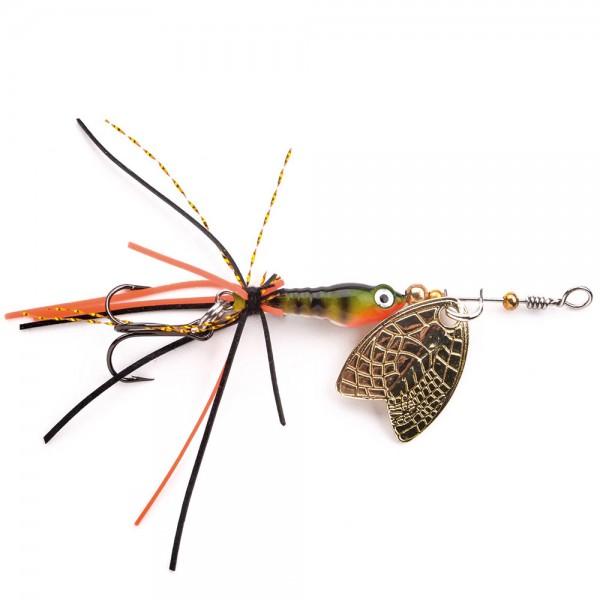 SPRO Larva Mayfly Micro Spinner 5 cm