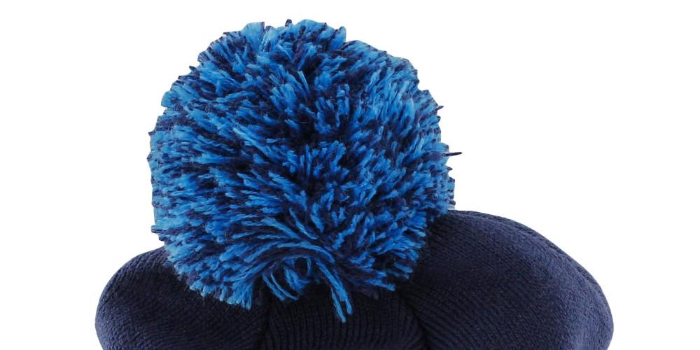 Westin-Snowroller-Beanie-Deep-Blue-Bommel