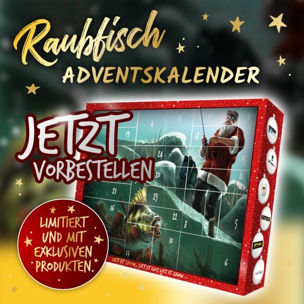 Hecht & Barsch Raubfisch Adventskalender 2020