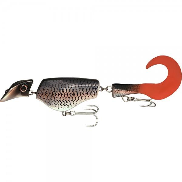 Headbanger Tail 23 cm | 53 g | Suspending