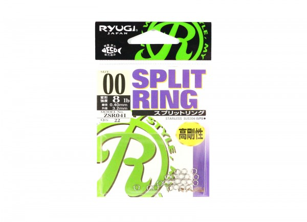 Ryugi Split Ring