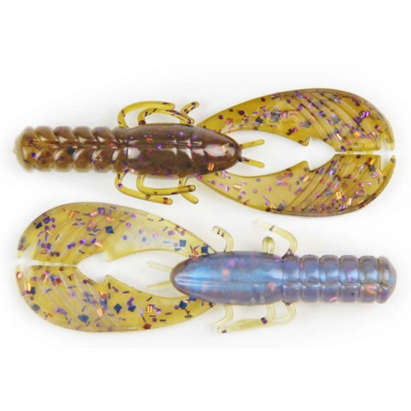 X Zone Lures Muscle Back Finesse Craw 3,25'' | 8,2 cm