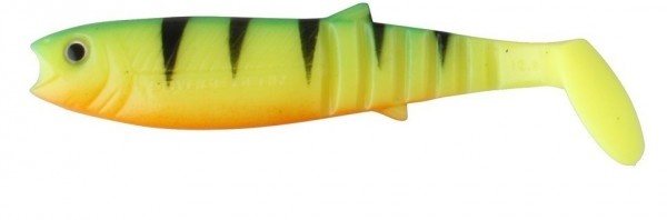 Savage Gear Cannibal Shad   Firetiger     10 cm