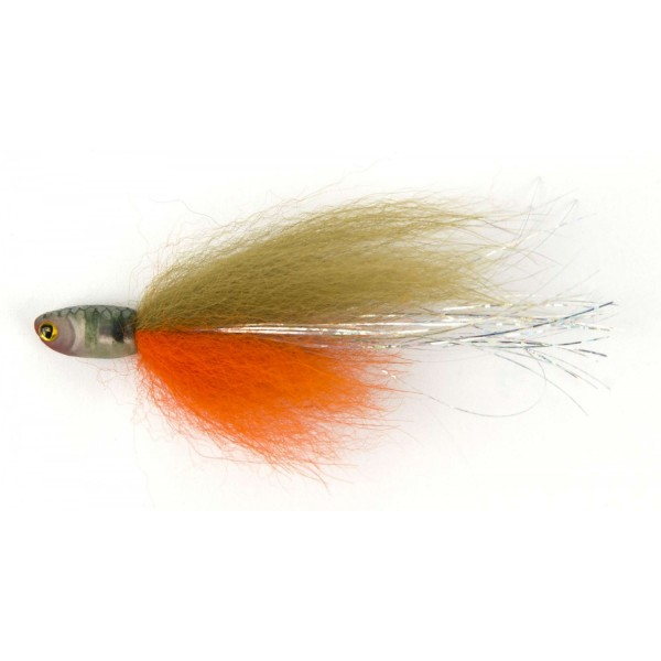 Fox Rage Fish Snax Drop-Shot Fry 8cm Streamer Stickleback FOX NSL 1002