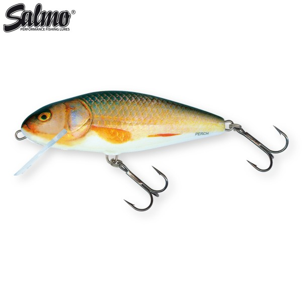 Salmo Perch 8,0cm floating (PH8F) | Wobbler