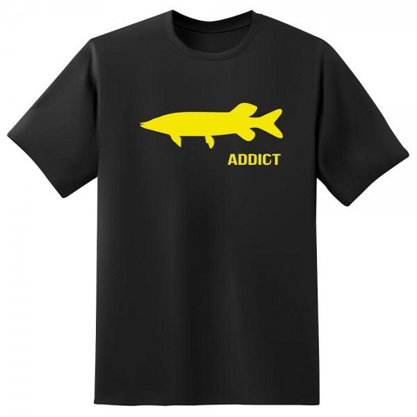 FishXplorer T-Shirt - Addict Pike