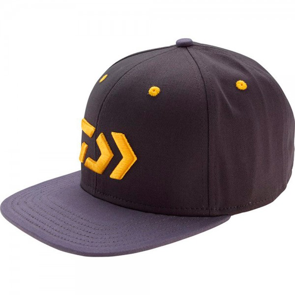 Daiwa D-Vec Cap Grey/Yellow