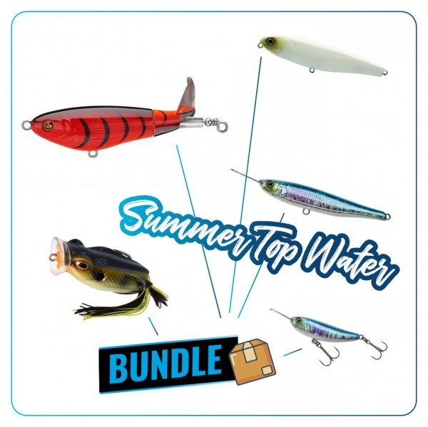 Summer Top Water Bundle