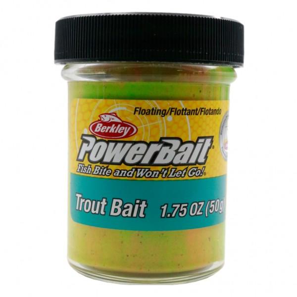 Berkley PowerBait Biodegradable Trout Bait Rainbow