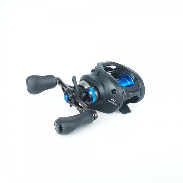 Shimano SLX DC 151 Baitcast-Rolle