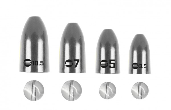 SPRO Freestyle Bullet Sinker Tungsten