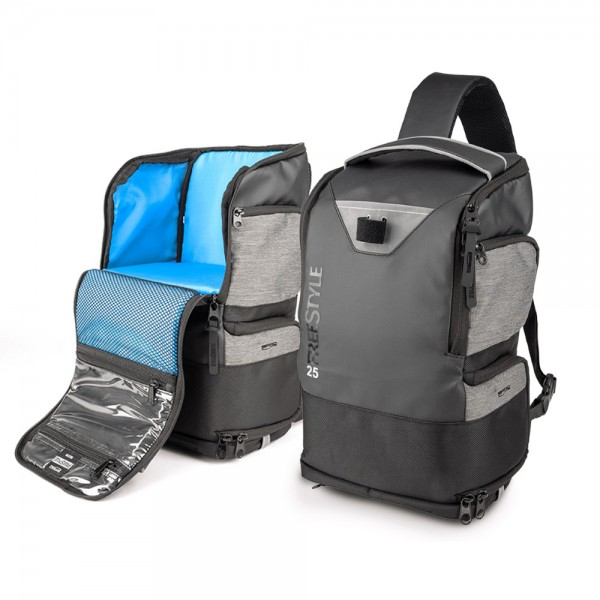 Spro Freestyle Backpack 25 (Shoulder Bag Funktion)