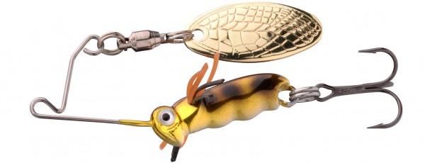 SPRO Larva Micro Spinnerbait 4cm 7g (m. Drillingshaken)