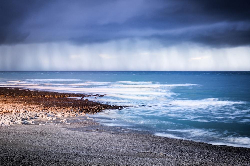 Strandangeln-auf-Wolfsbarsch-Frankreich