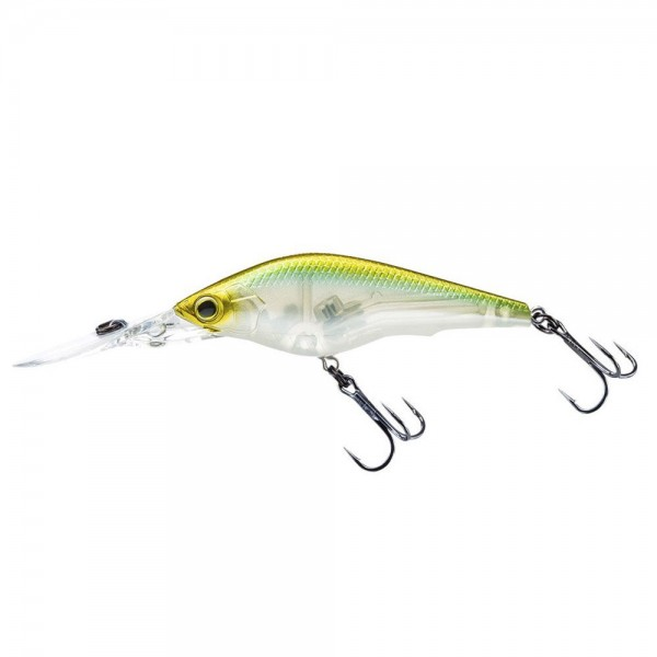 Duel Hardcore Shad 75 SF (Slow Floating)