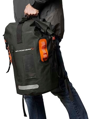 Savage-Gear-Waterproof-Rollup-Rucksack-40L_-pose