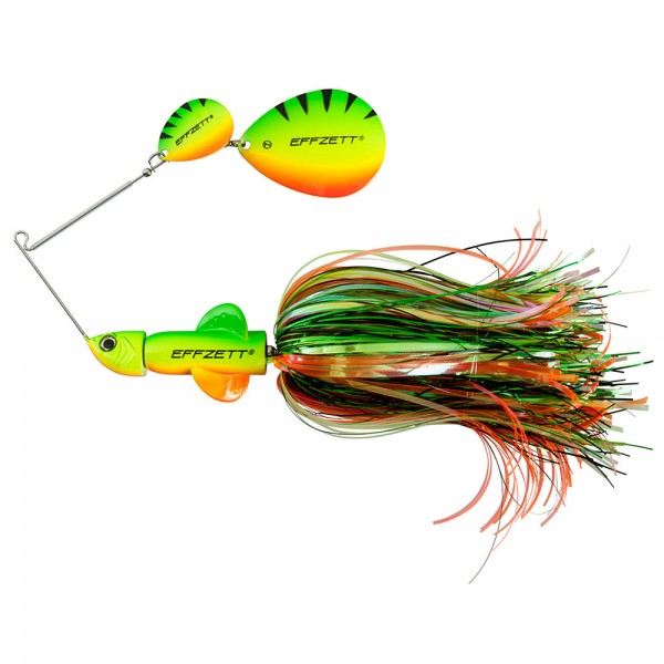 DAM EFFZETT Pike Rattlin' Spinner #7