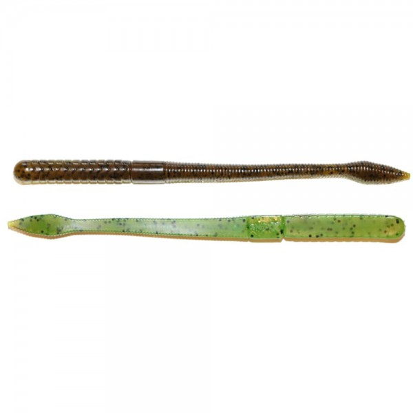 X Zone Lures MB Fat Finesse Worm 6