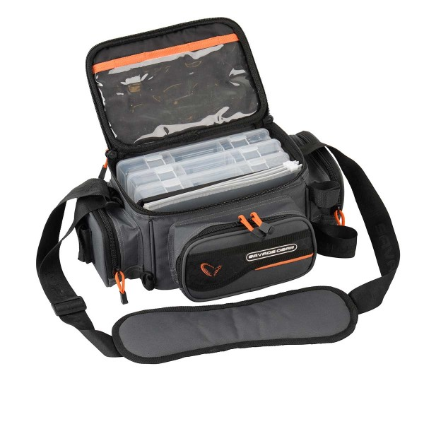 S Savage Gear System Box Bag