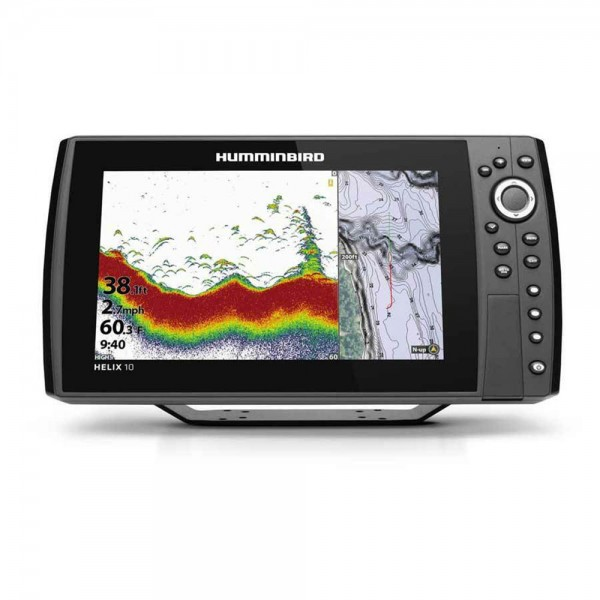Humminbird Helix 10 CHIRP GPS G4N | Echolot