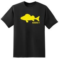 FishXplorer T-Shirt - Addict Perch