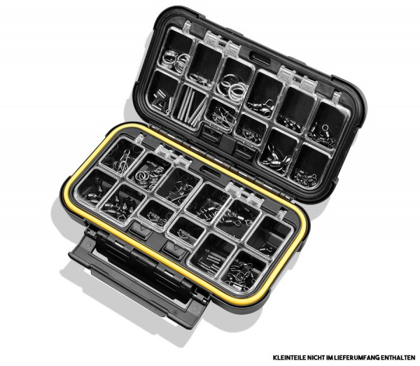 Spro Mobile Part Stocker L Zubehör Zubehörbox Komponenten Vorfach Aufbewahrung Sichtfenster Clip Tackle Box Tacklebox
