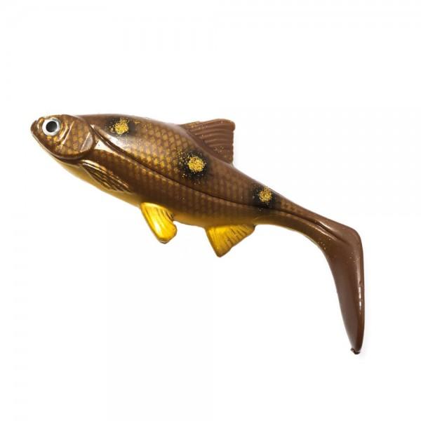 Kanalgratis Hooligan Roach 21cm | Gummifisch