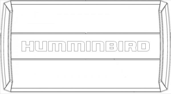 Displayschutz für Humminbird Helix 8 Serie - UC H8