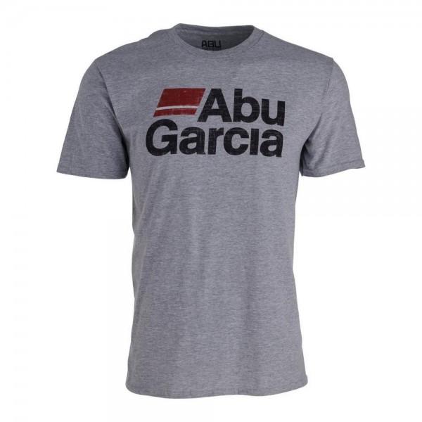 Abu Garcia Logo-Shirt | Grey