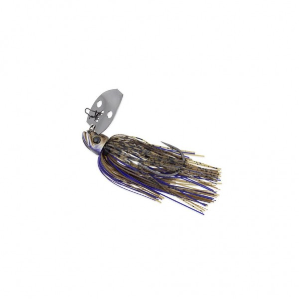Picasso Lures Shock Blade 21g Chatter Bait Green Pumpkin Purple