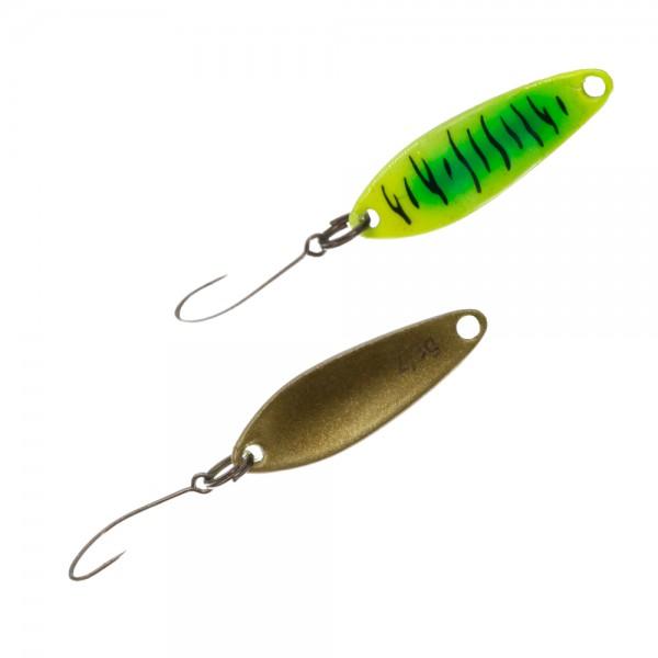 Zielfisch Trout Bait GROSI 2 Spoon 2,3g | Forellenblinker