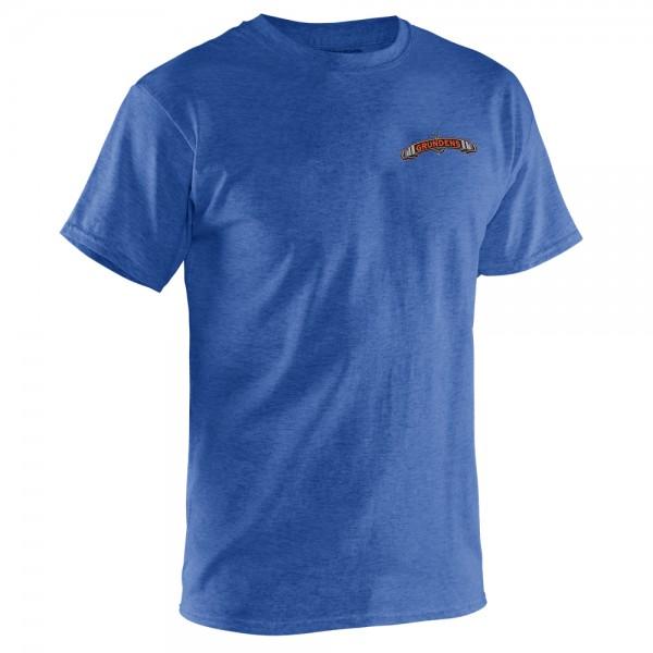 Grundens Classic Billfish T-Shirt | Electric Blue