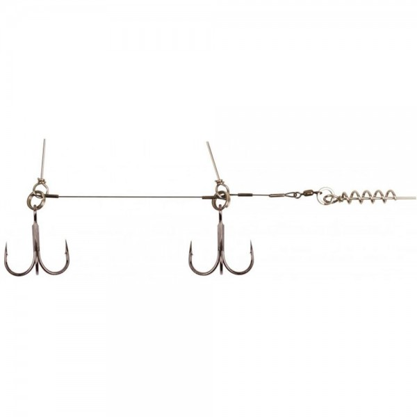 BFT Shallow Stinger 1x7 Coated Stainless Steel