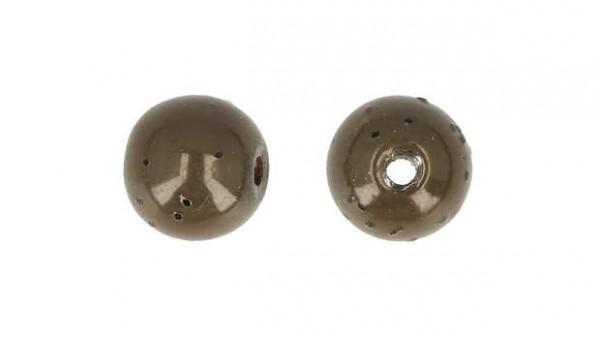 DEKA Sound Beads Green Pumpkin oliv Drop-Shot Perlen in 6 8 mm Akustik Reiz