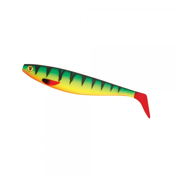 Pro Shad Firetails 2 14cm Fire Tiger
