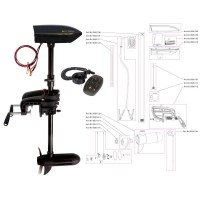 Black Cat Battle Cat BC 2400 | Elektromotor