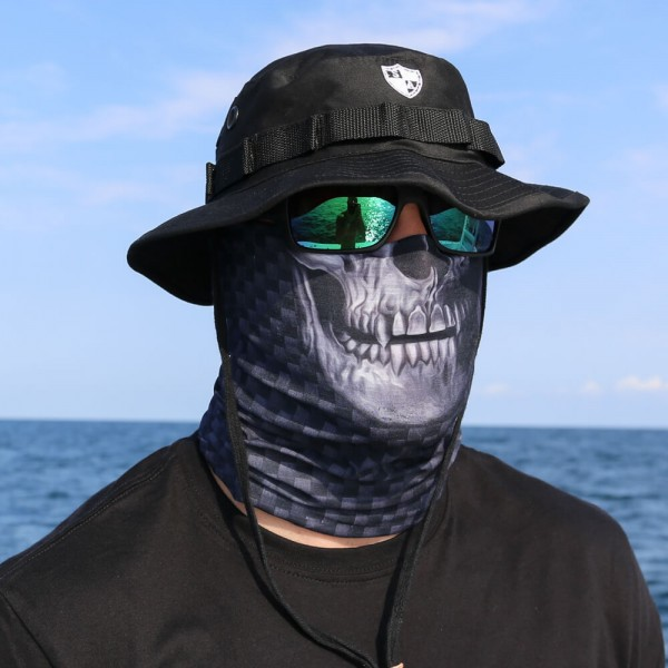 SA Fishing Face Shields