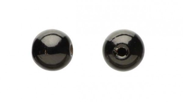 DEKA Sound Beads Black schwarze Drop-Shot Perlen in 6 8 mm Akustik Reiz