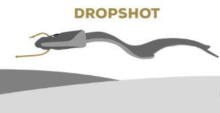 Finesse-Filet-Dropshot-Montage