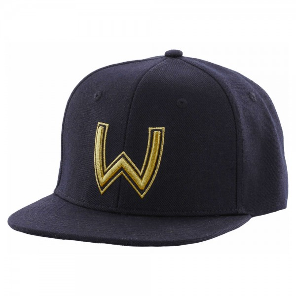Westin W Viking Helmet Black Gold
