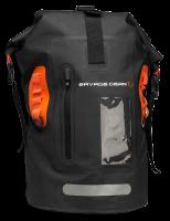 Savage Gear Waterproof Rollup Backpack 40L Rucksack wasserdicht schwarz